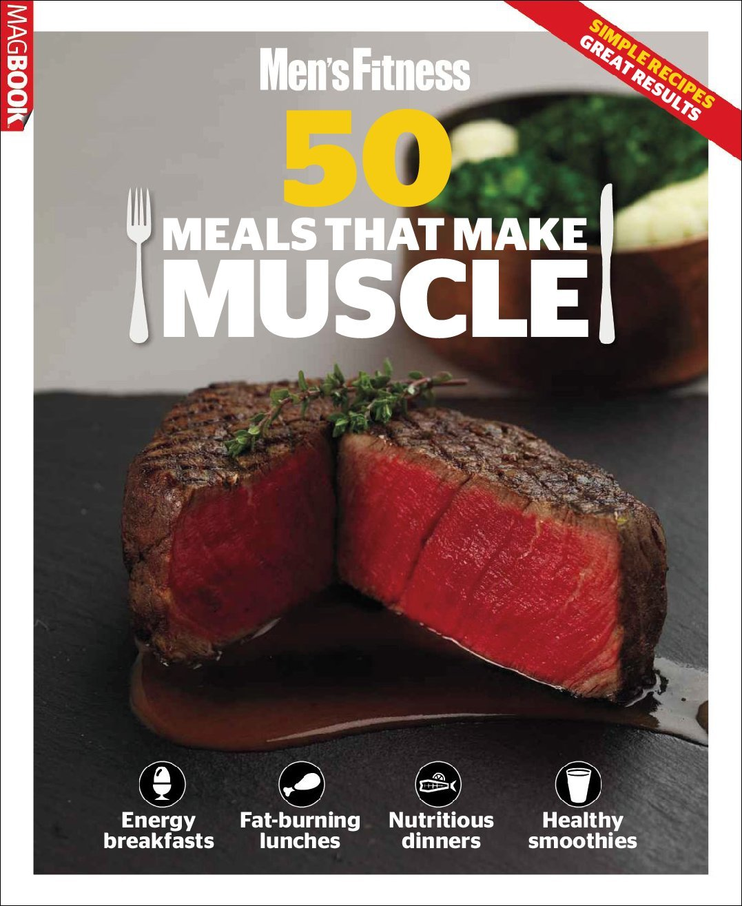 Mens Fitness 50 meals that make Muscle Digital