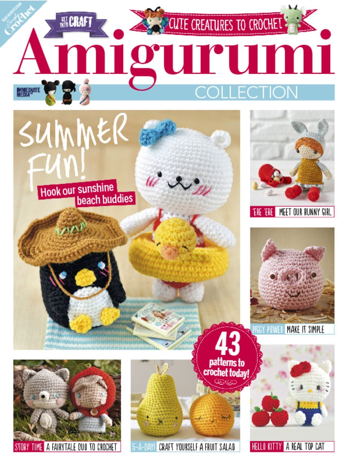 The Amigurumi Collection : Amigurumi Collection (Digital) Magazine - DiscountMags.com