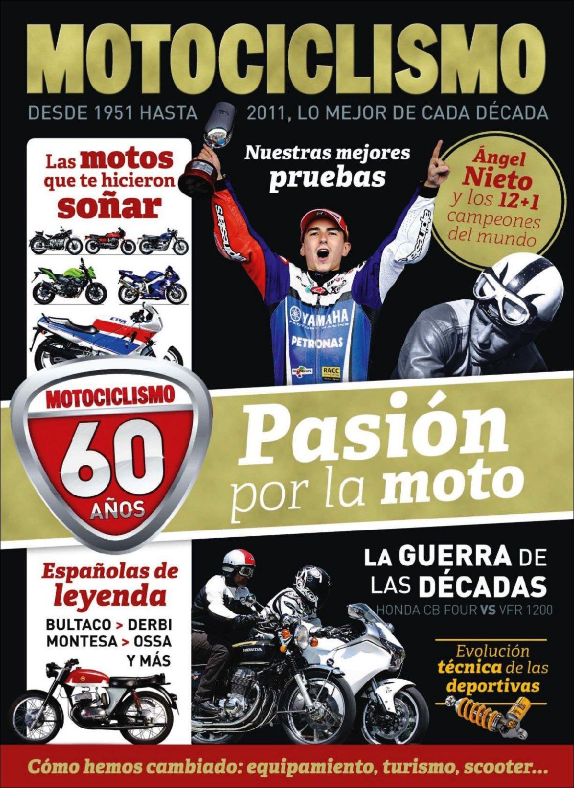 Motociclismo Especial 60 aniversario Digital