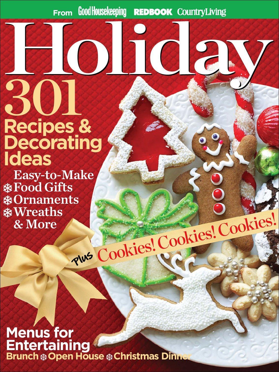 holiday 301 recipes decorating ideas magazine digital