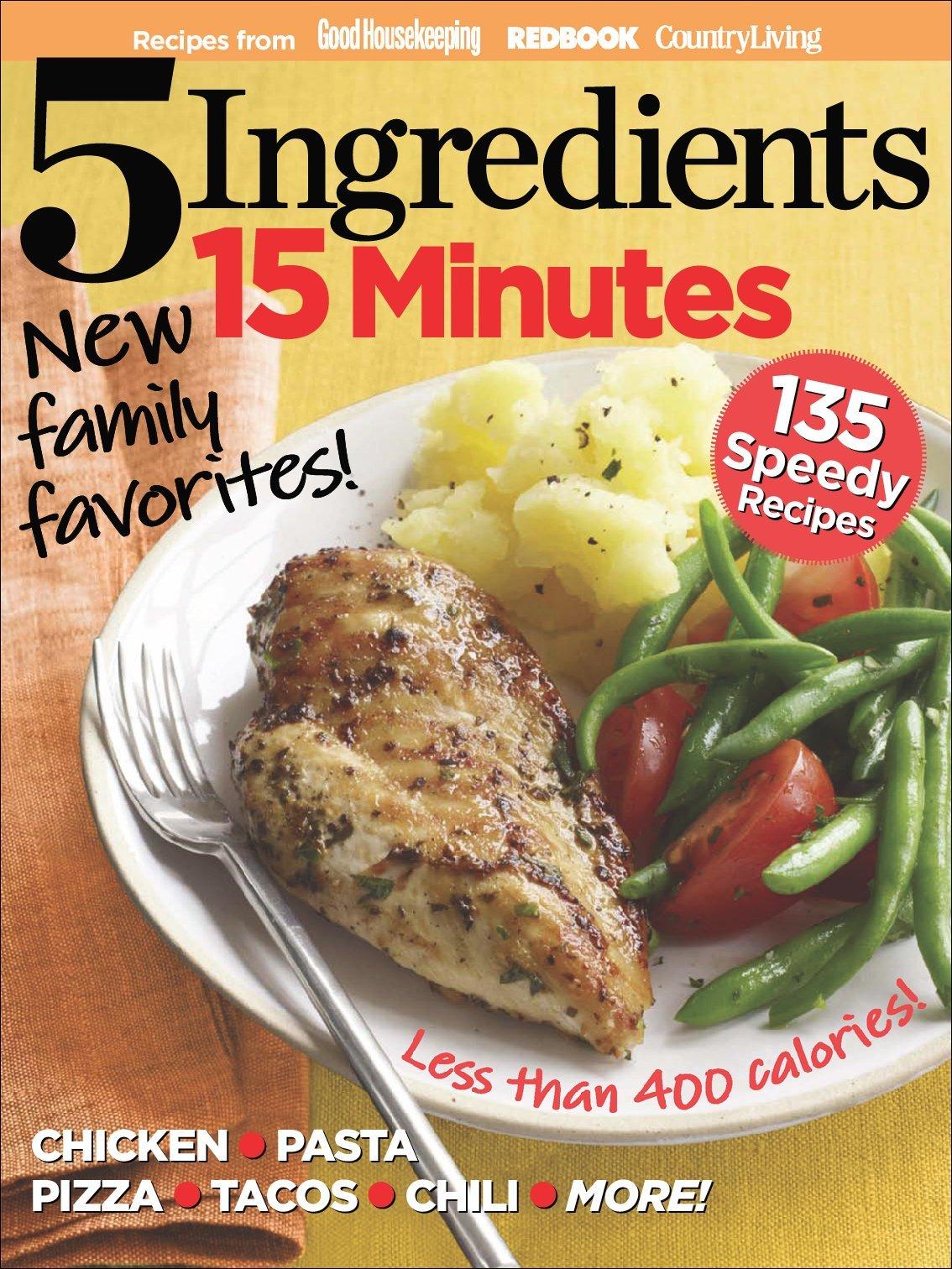 5 Ingredients 15 Minutes Digital