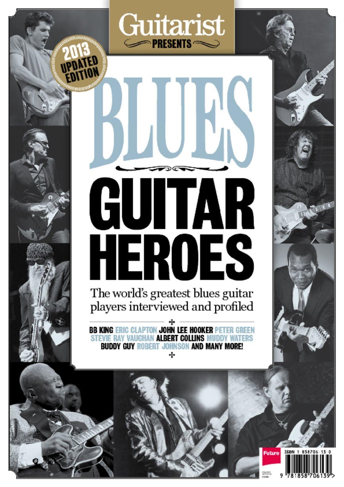 Guitarist Presents Blues Guitar Heroes Digital