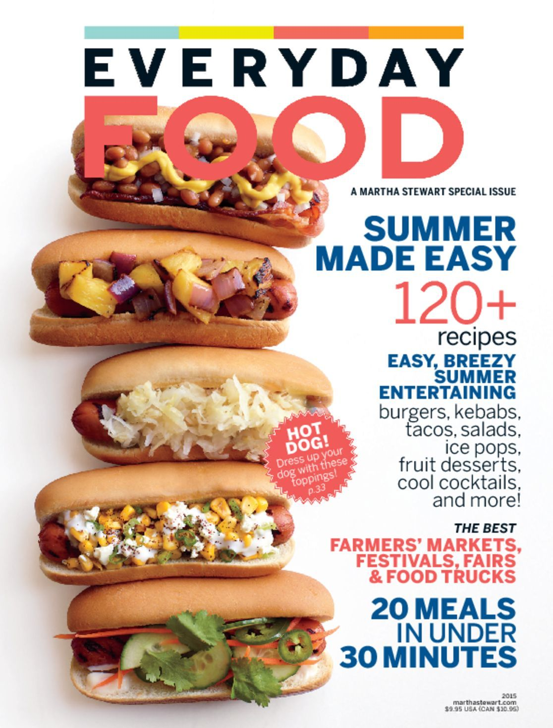 Martha Stewart Living Everyday Food Digital
