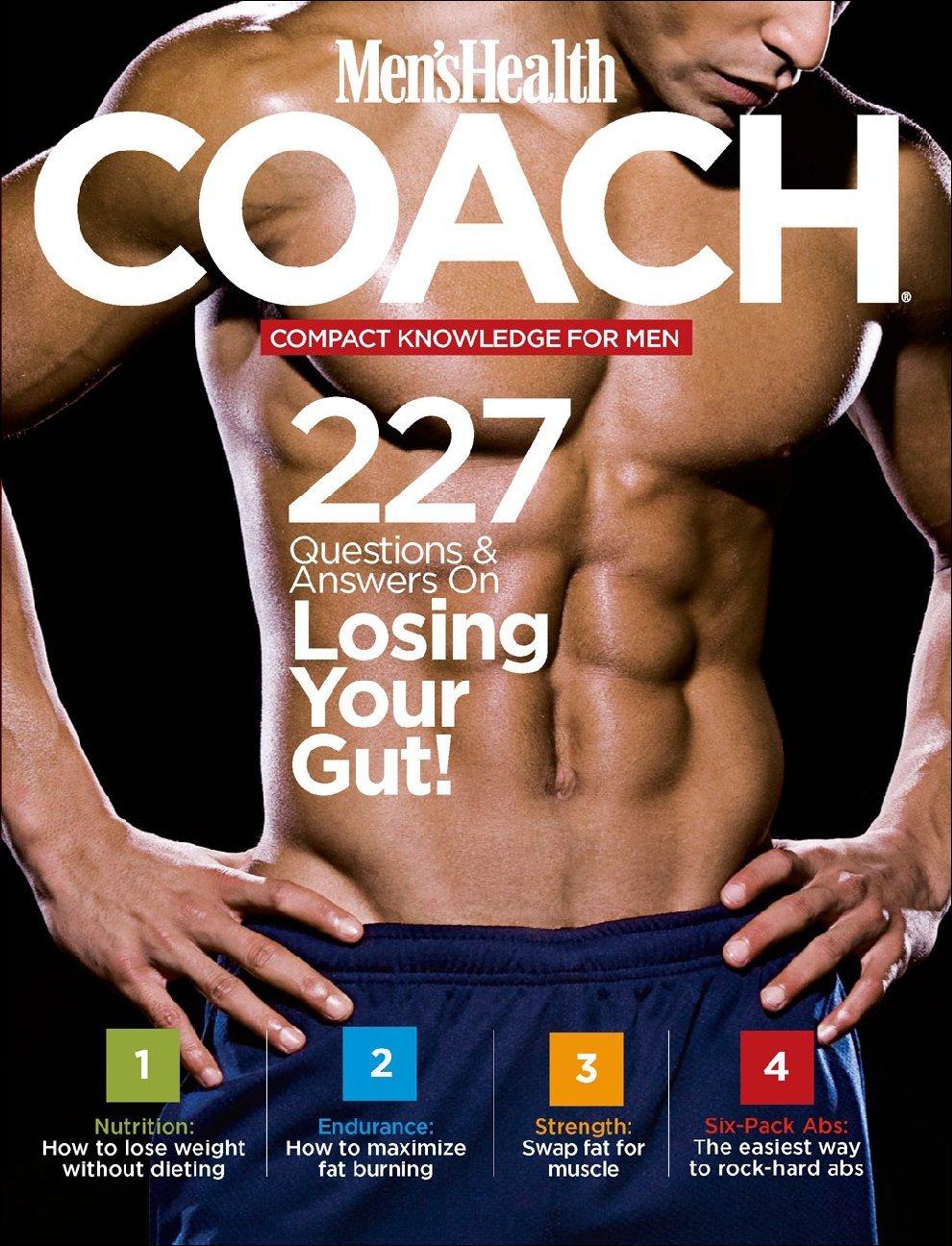 Men39;s Health Coach PH Magazine Digital  DiscountMags.com