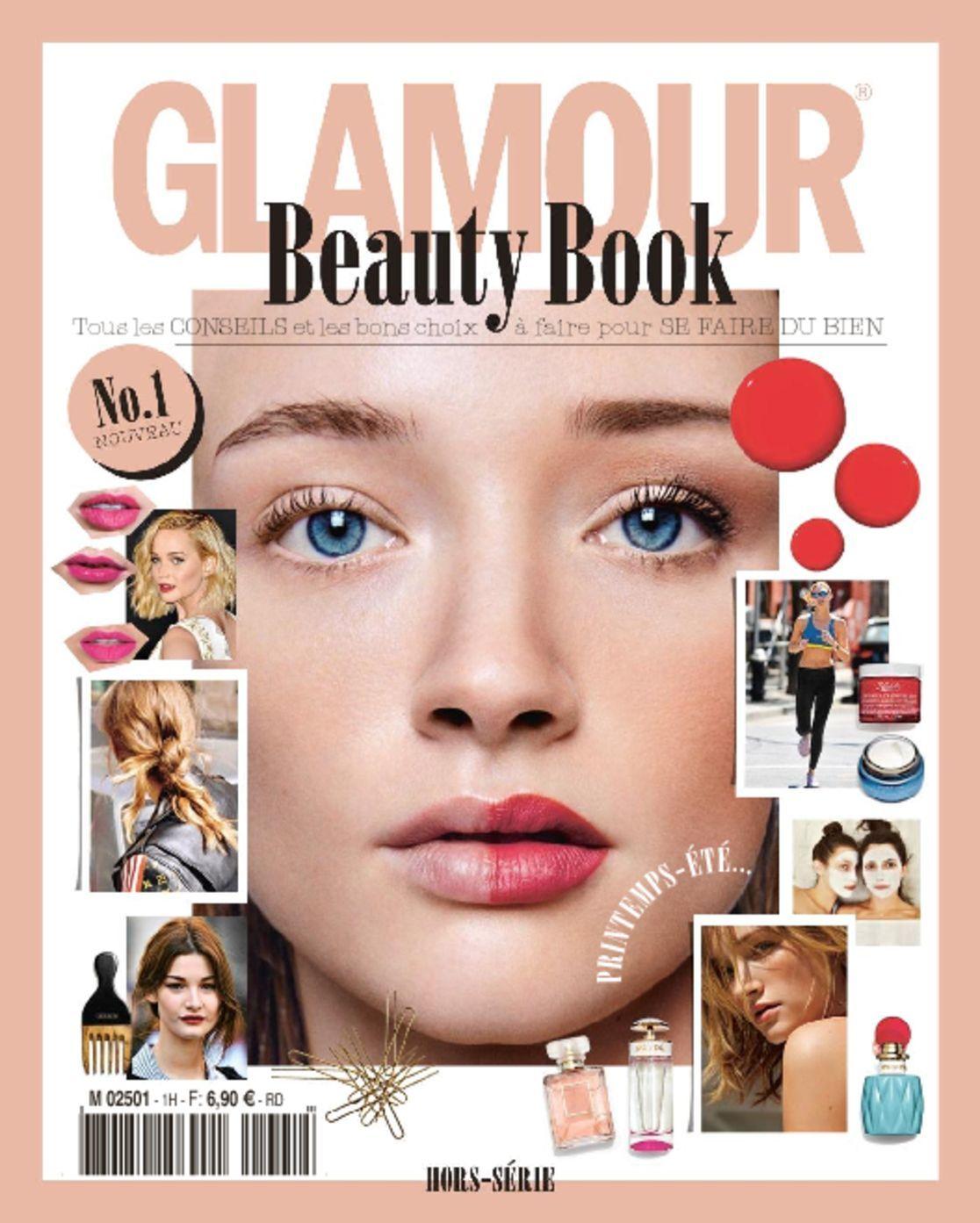Glamour Beauty Book Magazine Digital