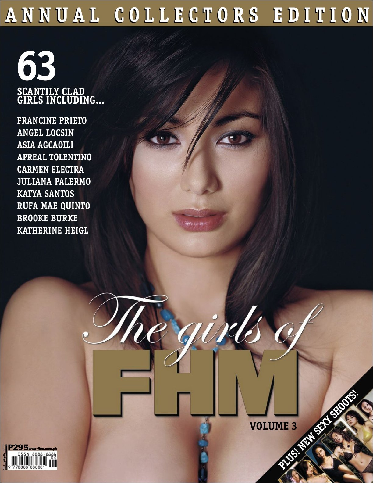 The Girls of FHM Digital