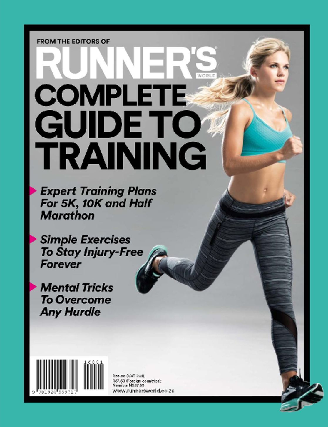 Runner's World Complete Guide to Training Digital