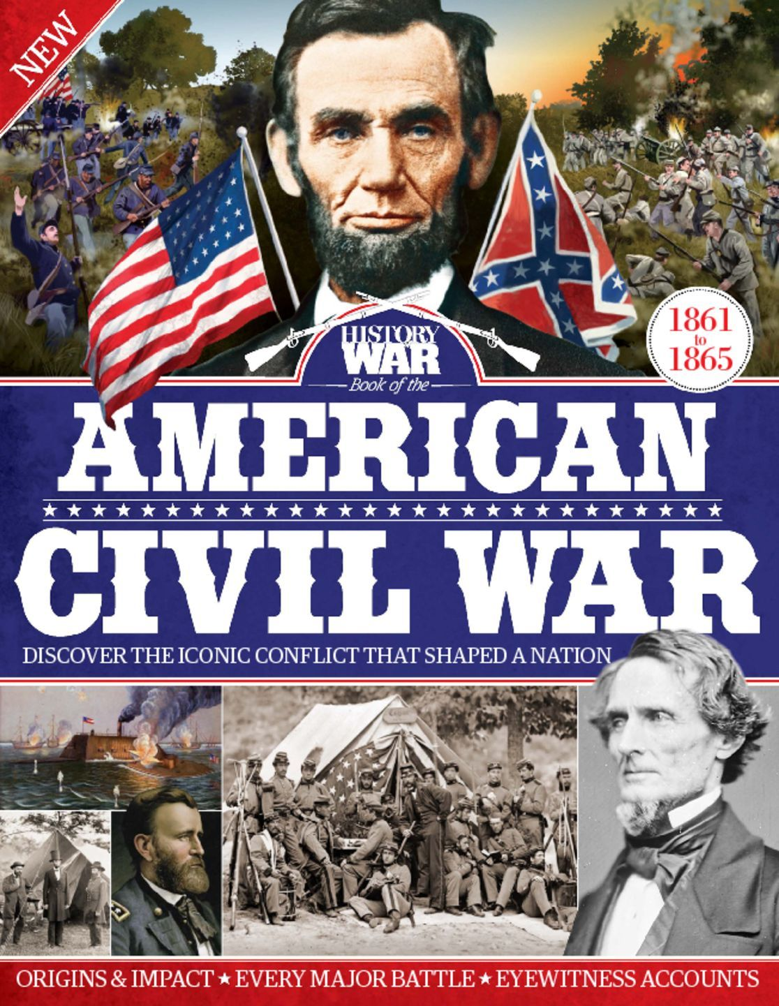 the history of the american civil war Dr gary w gallagher is the john l nau iii professor in the history of the american civil war at the university of virginia  a new history of the american south.