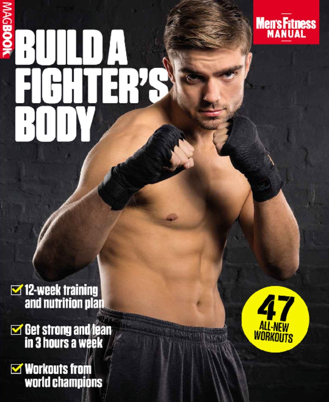 Mens Fitness Build a Fighters Body Digital