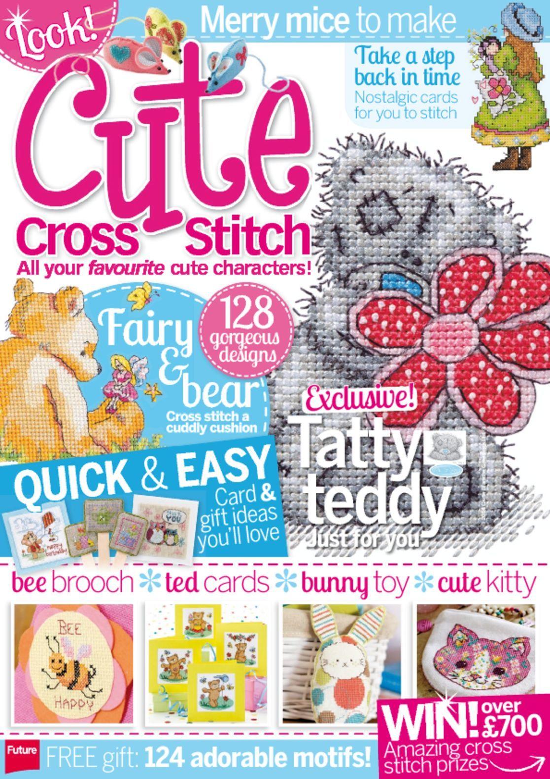 Cute Cross Stitch Digital