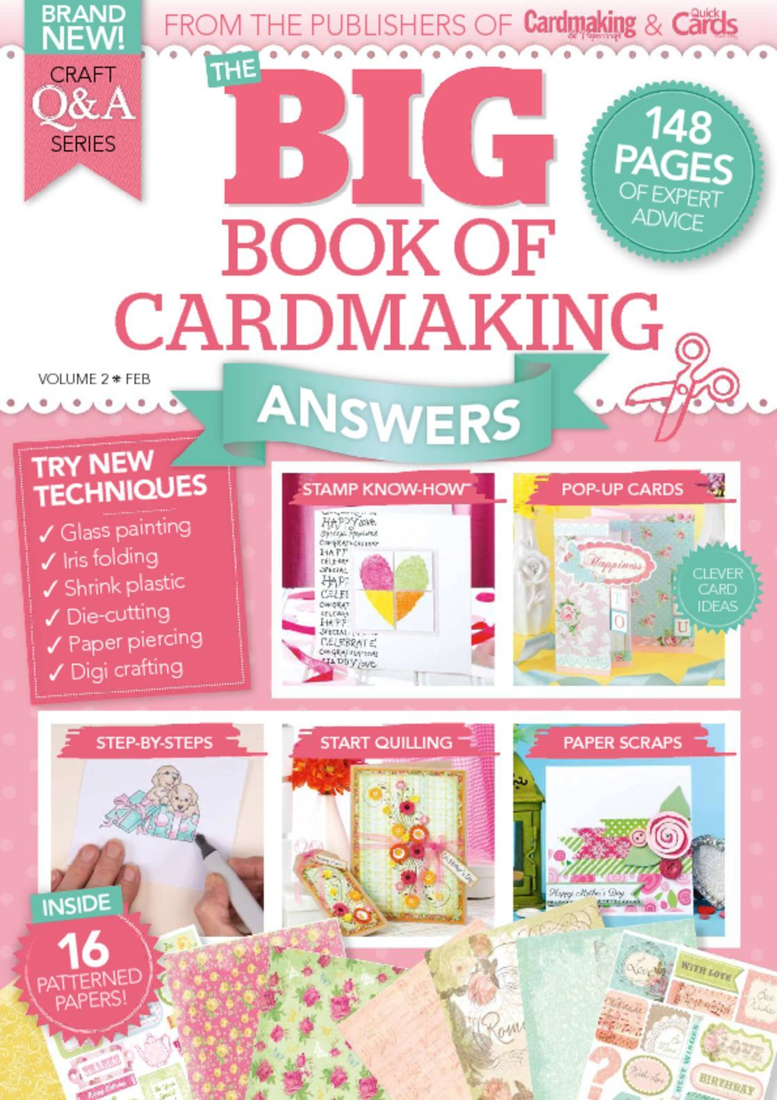 Big Book of Cardmaking Answers Digital