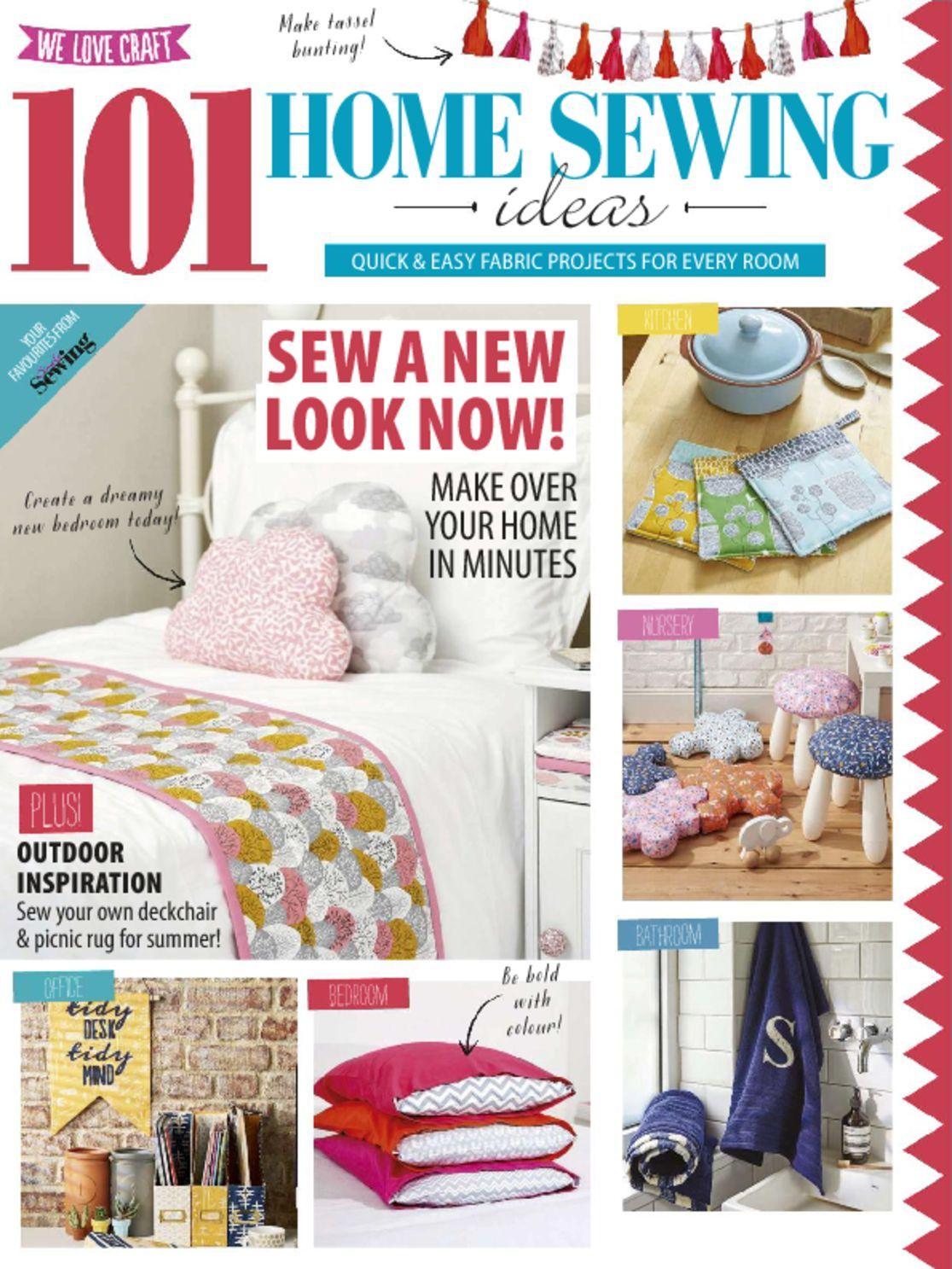 101 Home Sewing Ideas Digital