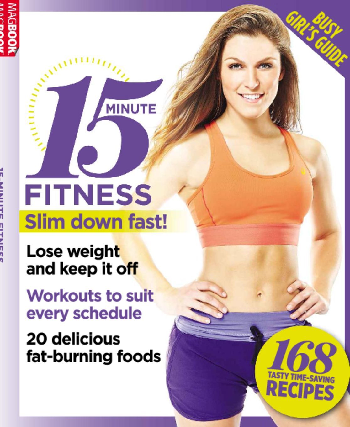 15 Minute Fitness Busy Girls Guide Digital