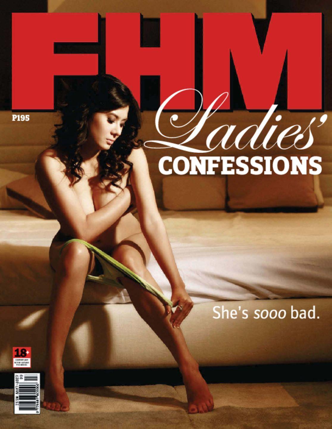 FHM Philippines Erotica Digital