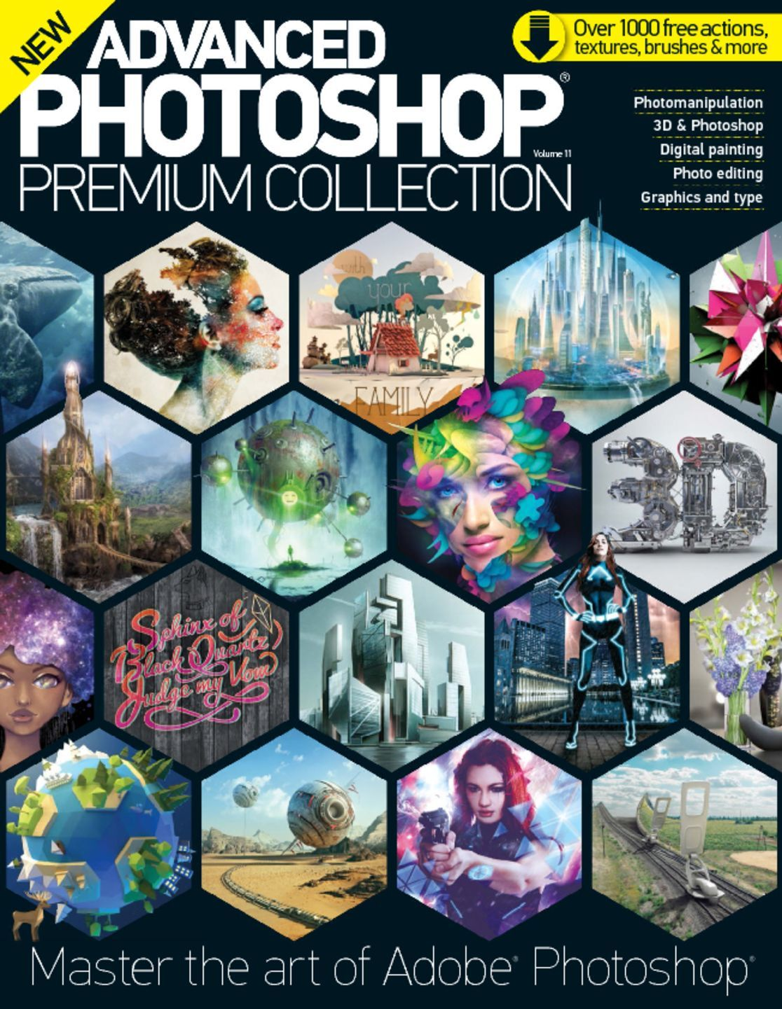 Advanced Photoshop The Premium Collection Digital