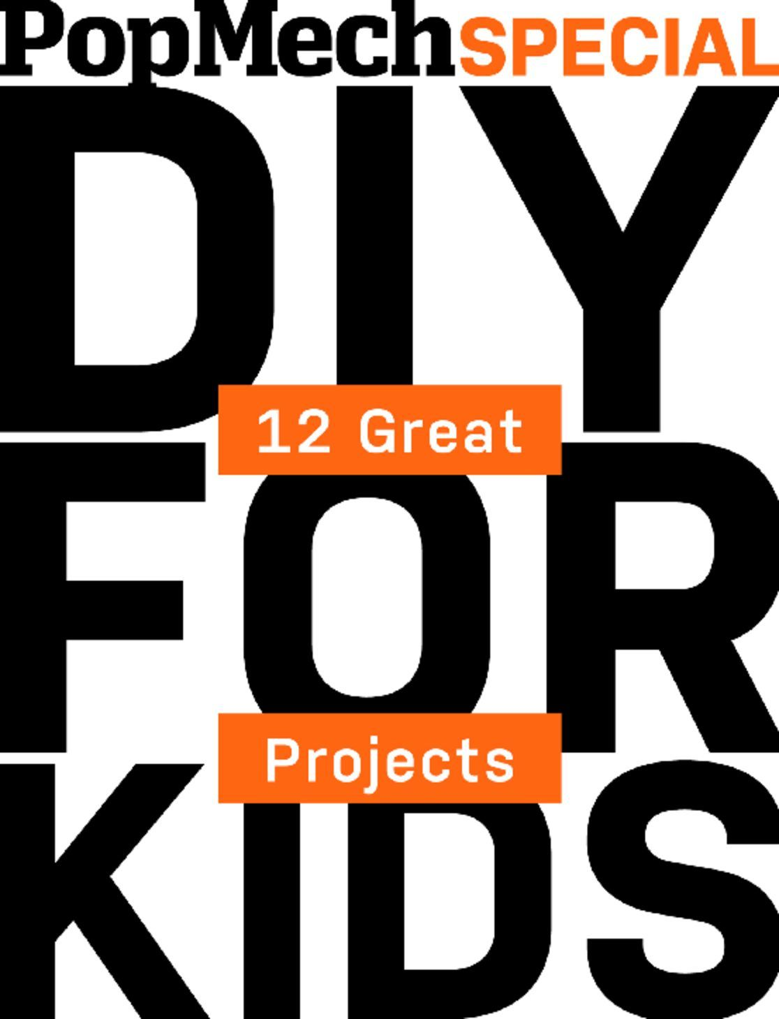 Popular Mechanics DIY Kids Digital