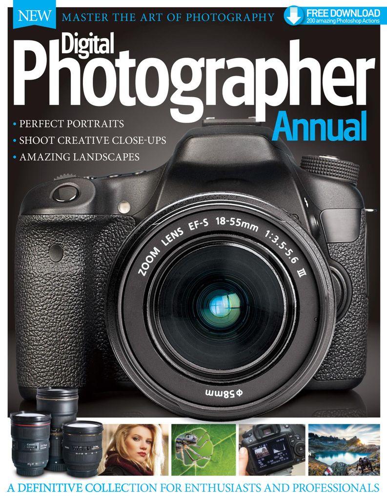 Digital Photographer Annual (Digital)