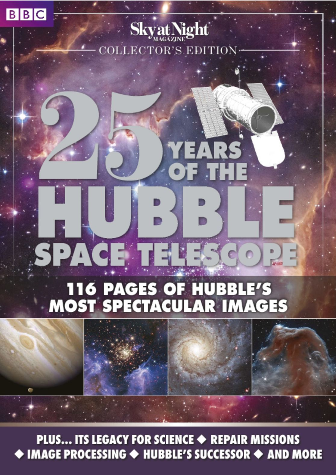25 Years of the Hubble Space Telescope from BBC Sky at Night Digital