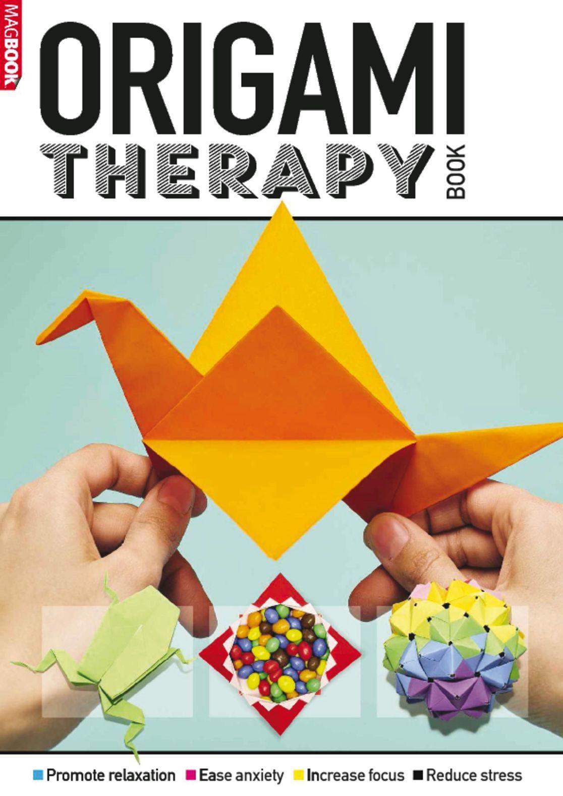 Origami Therapy Book Digital