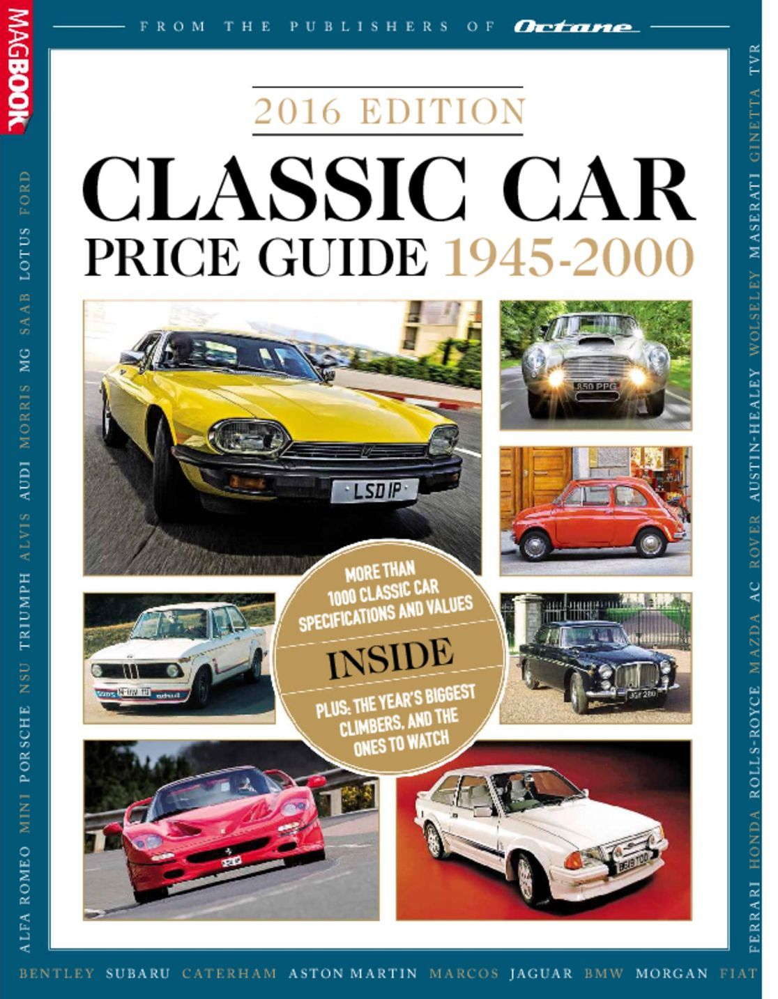 Classic Car Price Guide Magazine (Digital) - DiscountMags.com