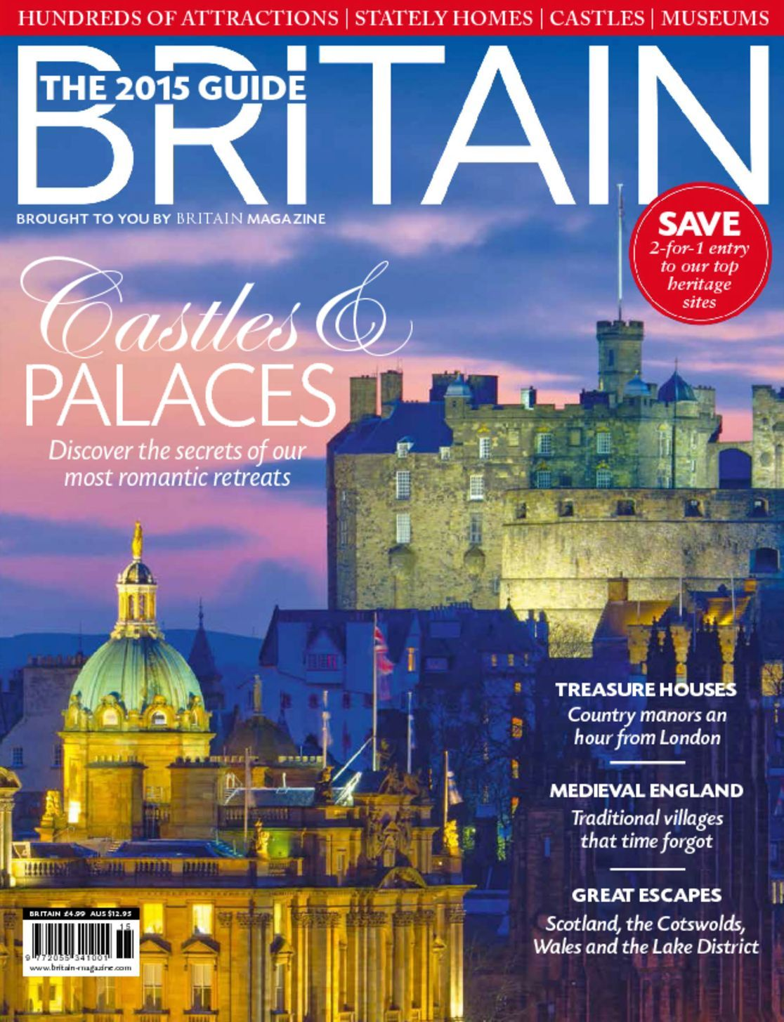 BRITAIN The 2015 Guide Digital