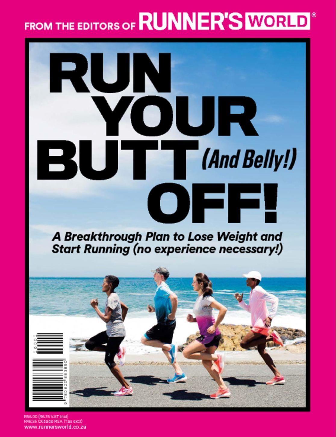 Run Your Butt Off Digital