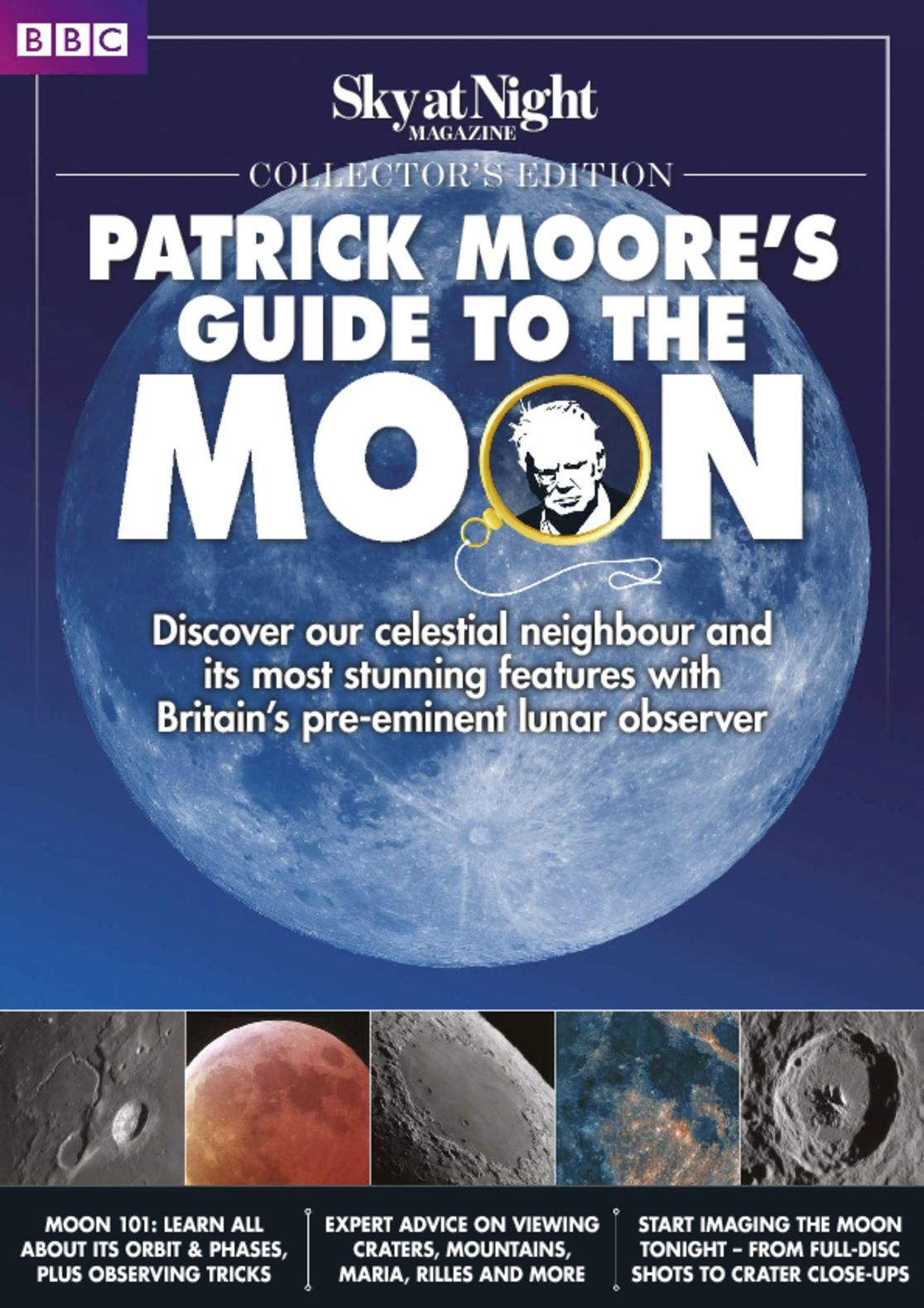 Patrick Moores Guide to the Moon Digital