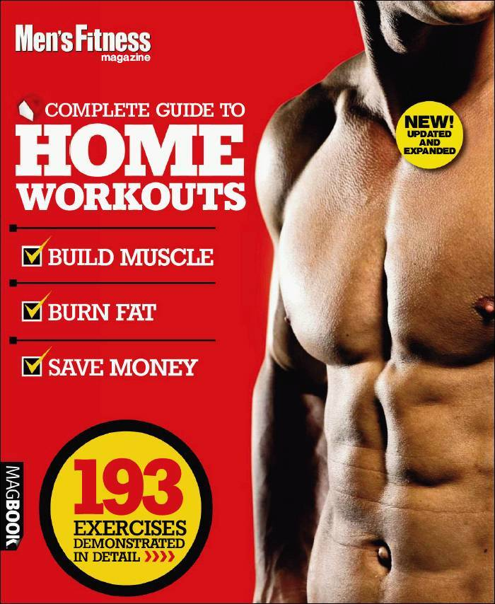 Mens Fitness Complete Guide to Home Workouts 2nd Edition Digital