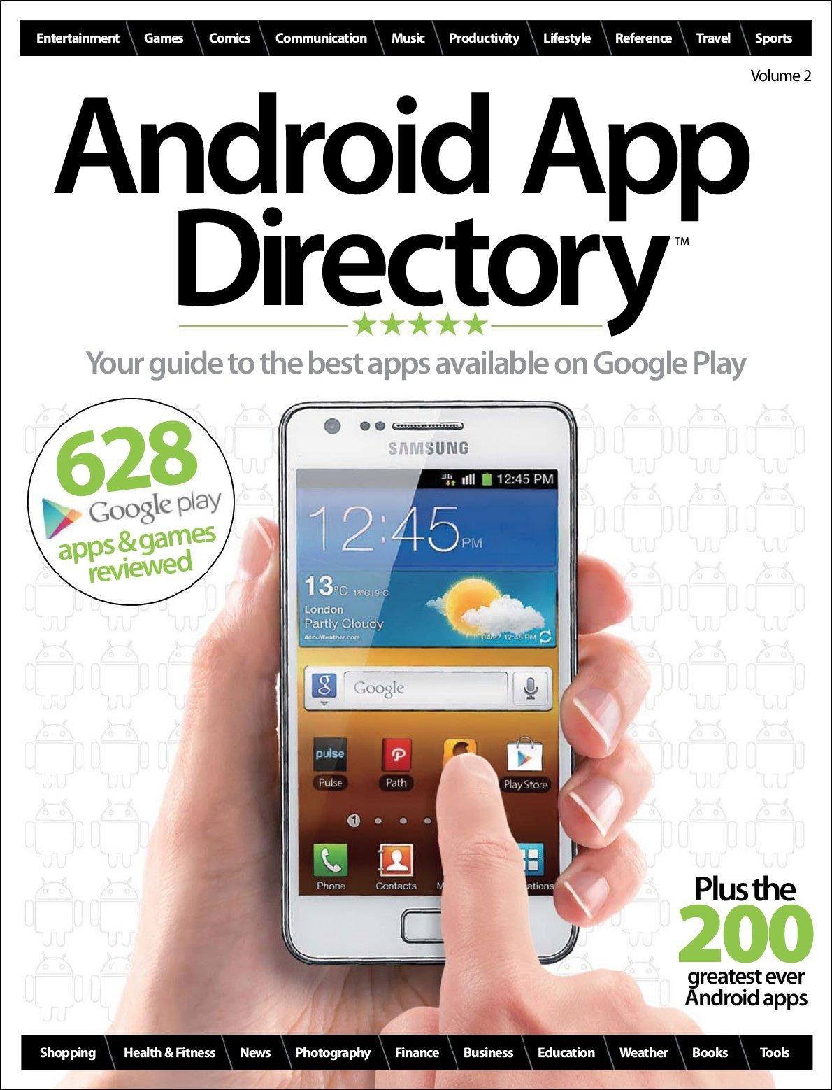 Android App Directory Vol 2 Digital