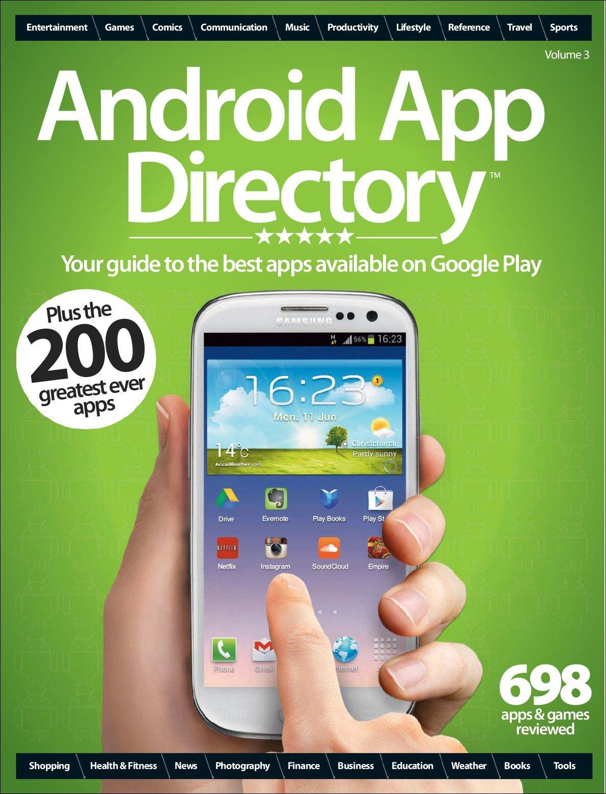Android App Directory Vol 3 Digital