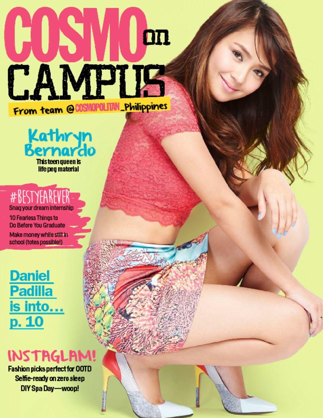 Cosmo on Campus Philippines Digital