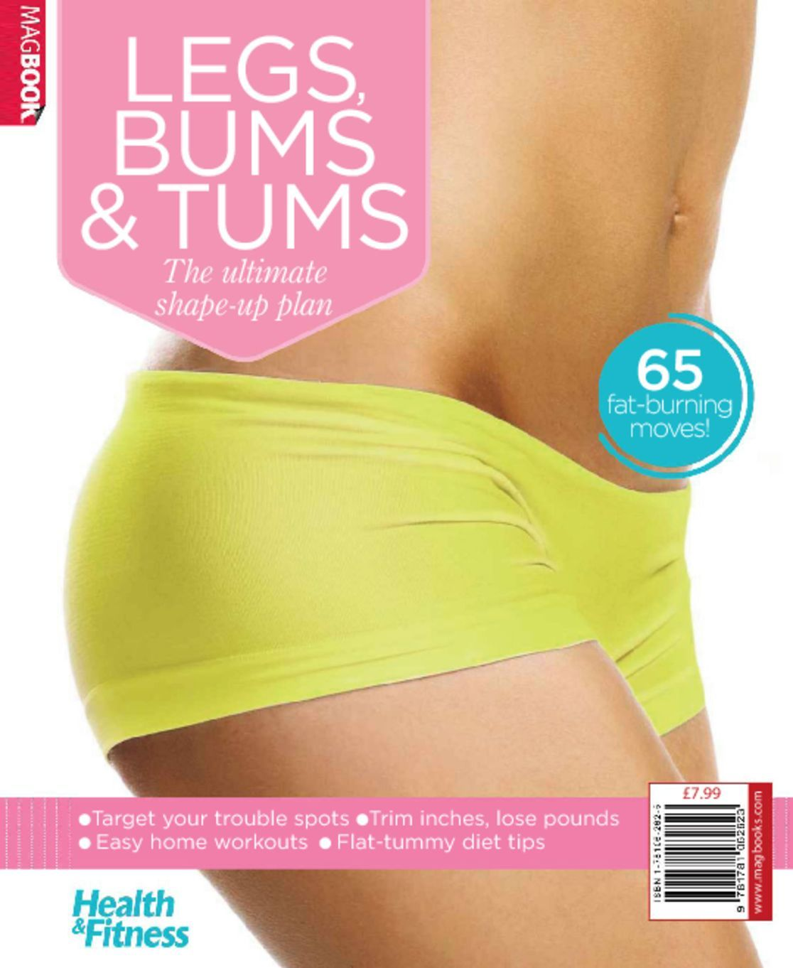 Health Fitness Legs Bums and Tums Digital