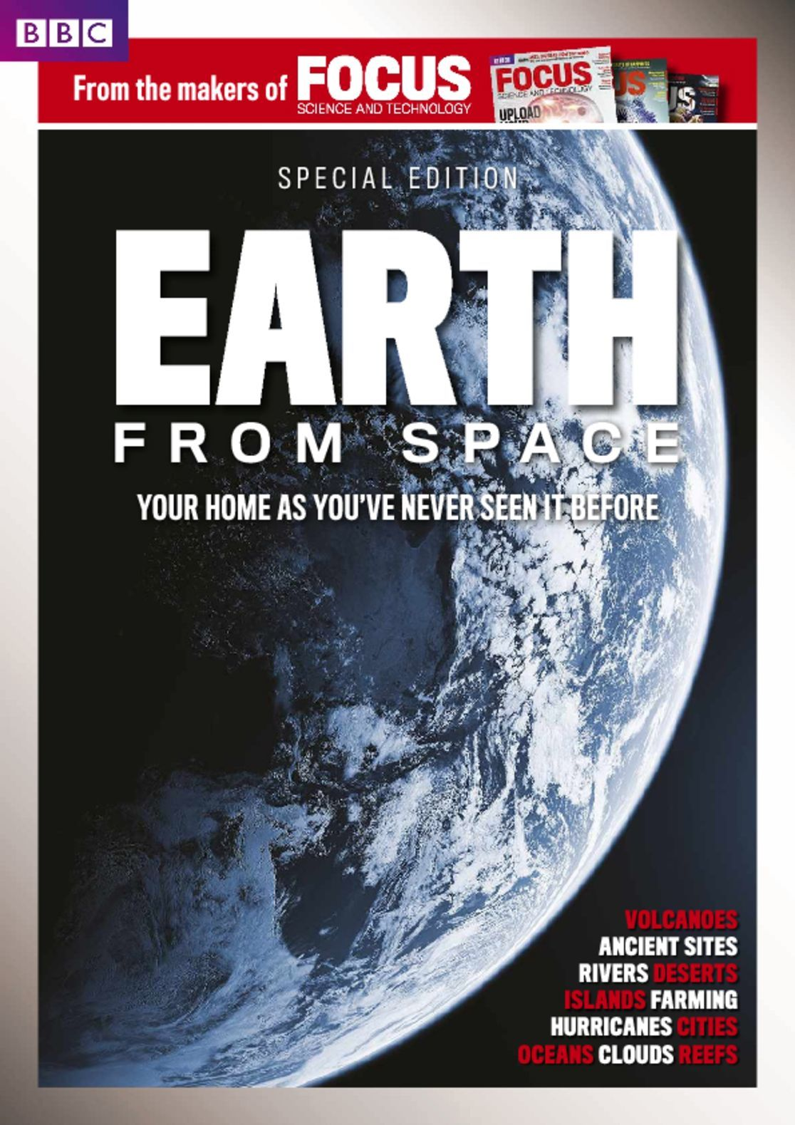 BBC Focus present Earth from Space Digital