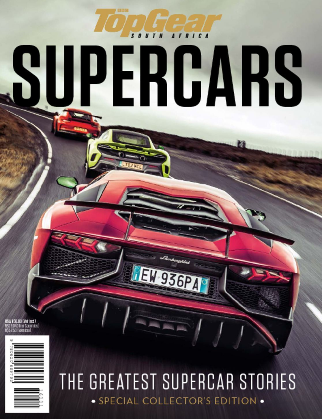 TopGear Supercars (Digital)