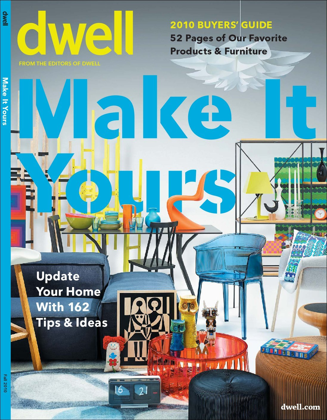 Dwell Special Issue Make It Yours Digital