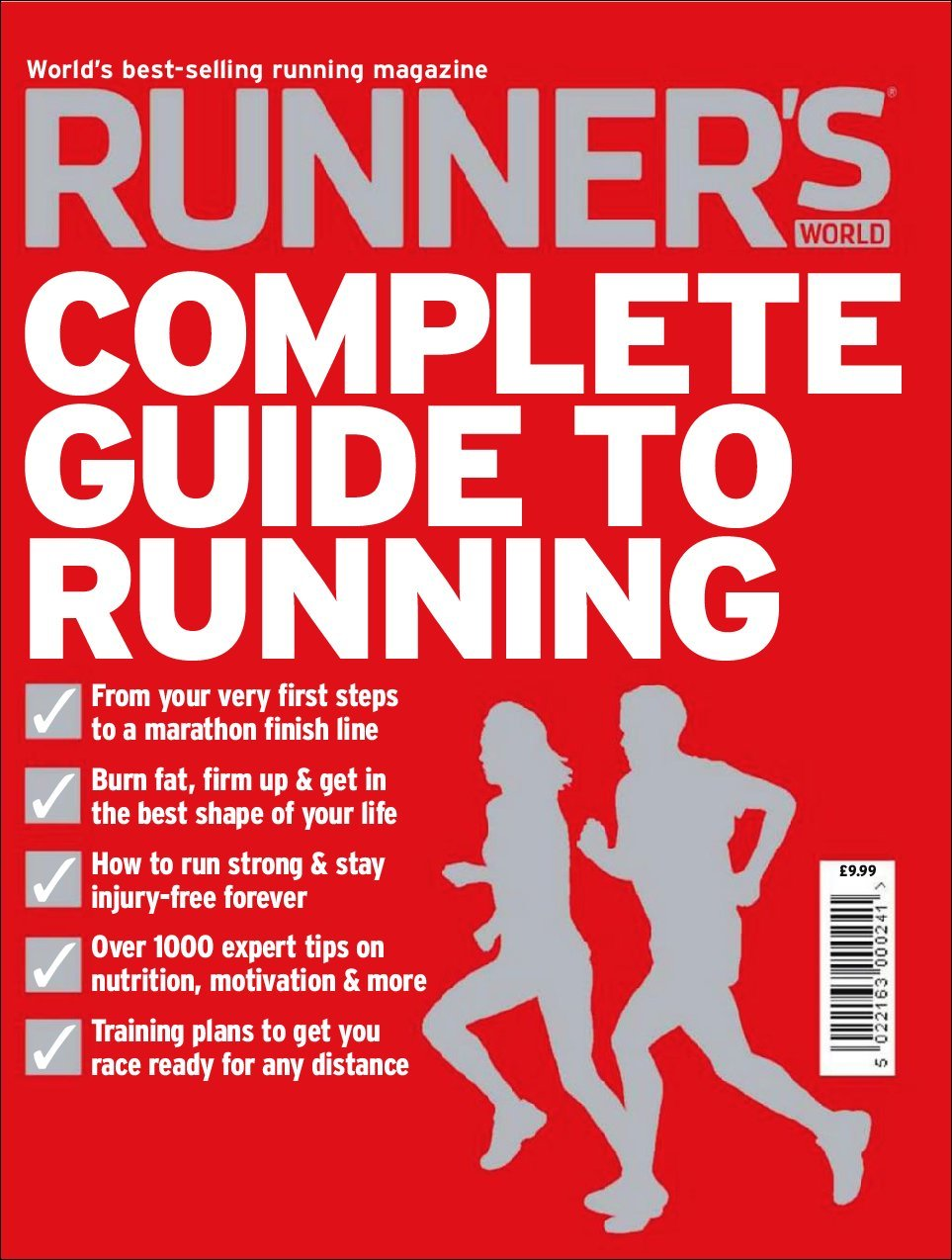 Runners World Complete Guide to Running Digital