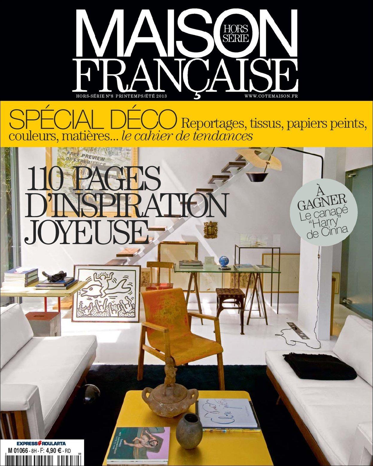 maison fran aise hors s rie magazine digital. Black Bedroom Furniture Sets. Home Design Ideas