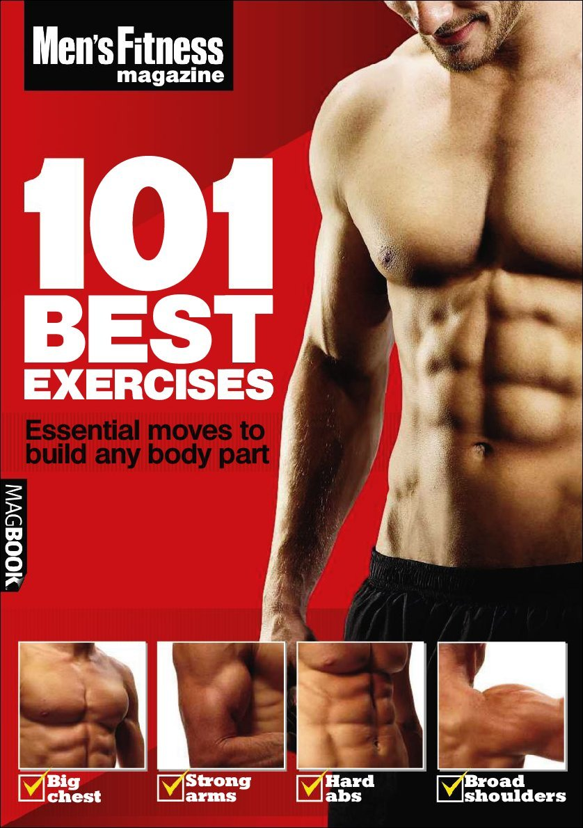 Mens Fitness 101 Best Exercises Digital