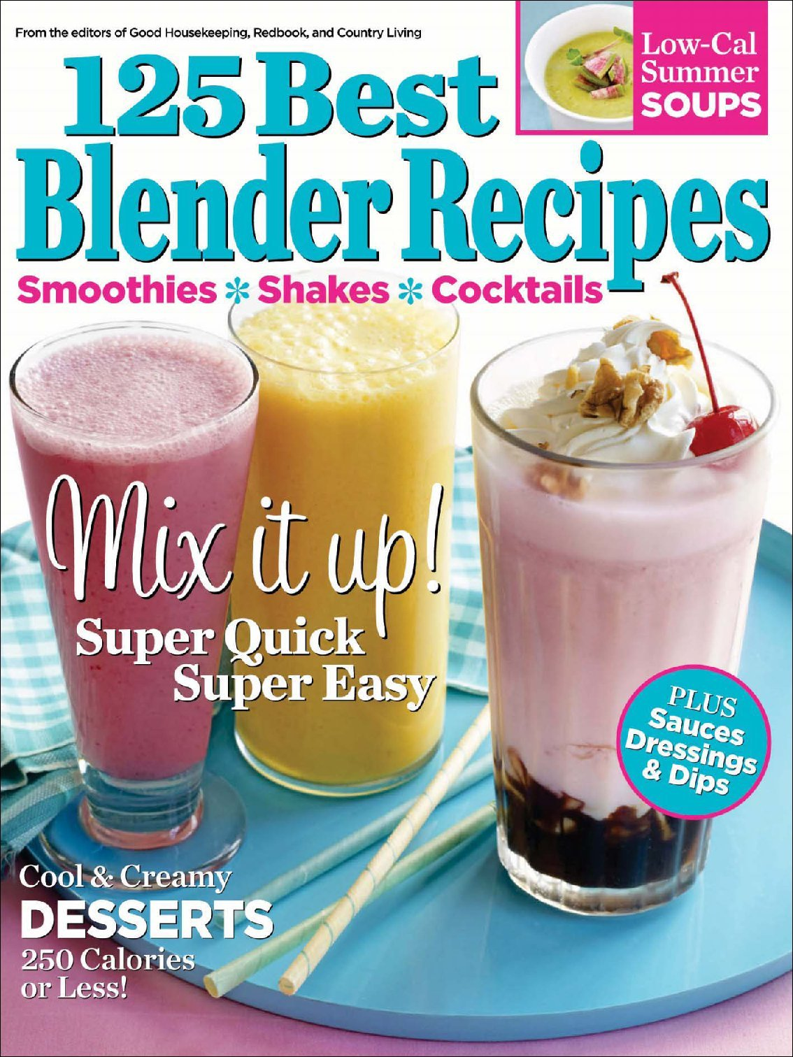 125 Best Blender Recipes Digital