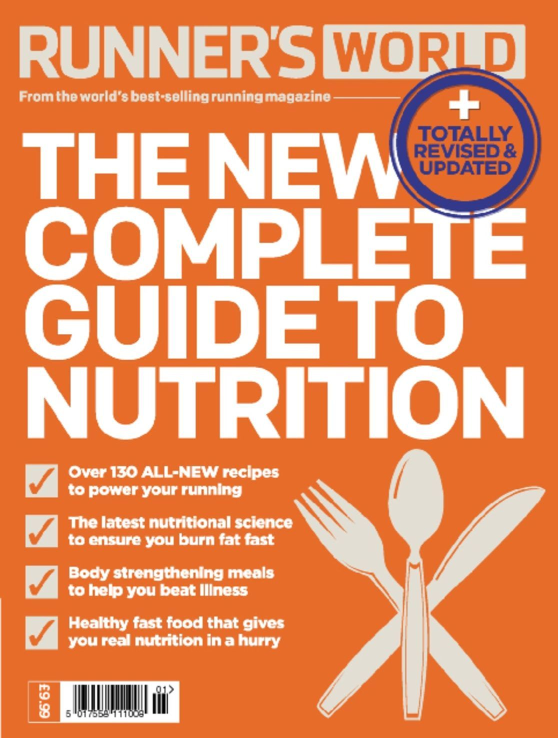 Runners World Complete Guide to Nutrition Digital
