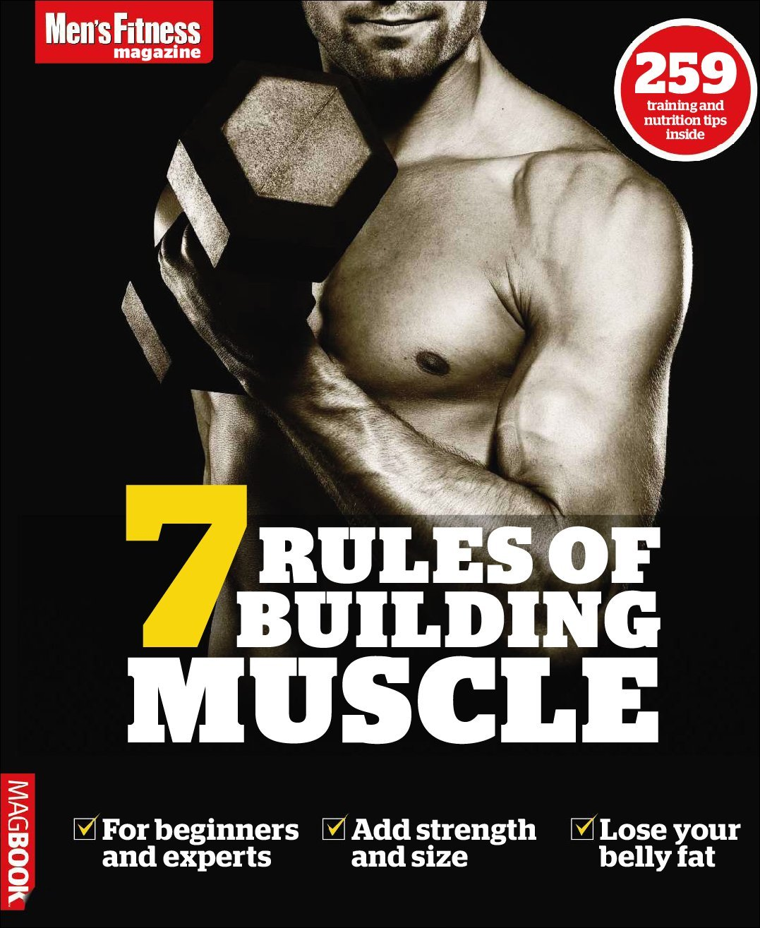 Mens Fitness 7 Rules of Building Muscle Digital