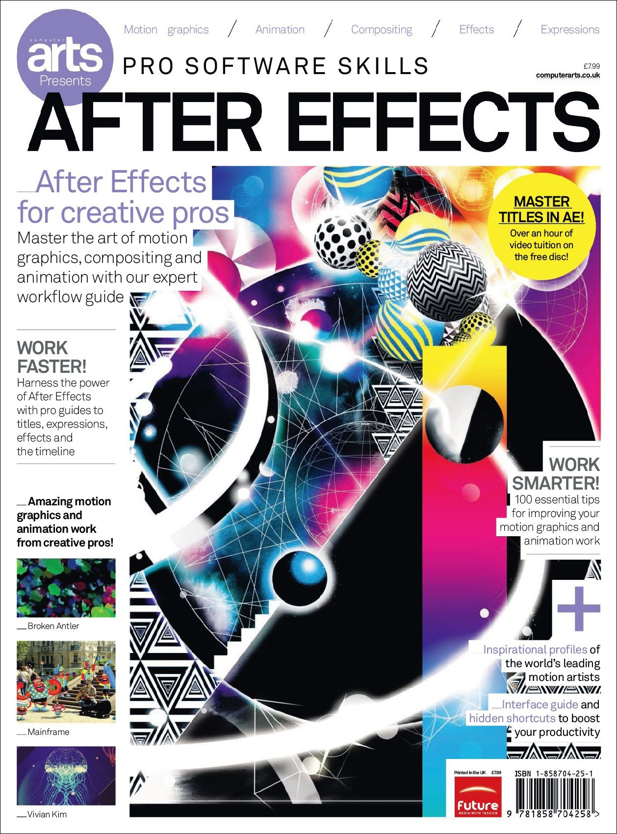 Computer Arts Pro Software Guide After Effects Digital