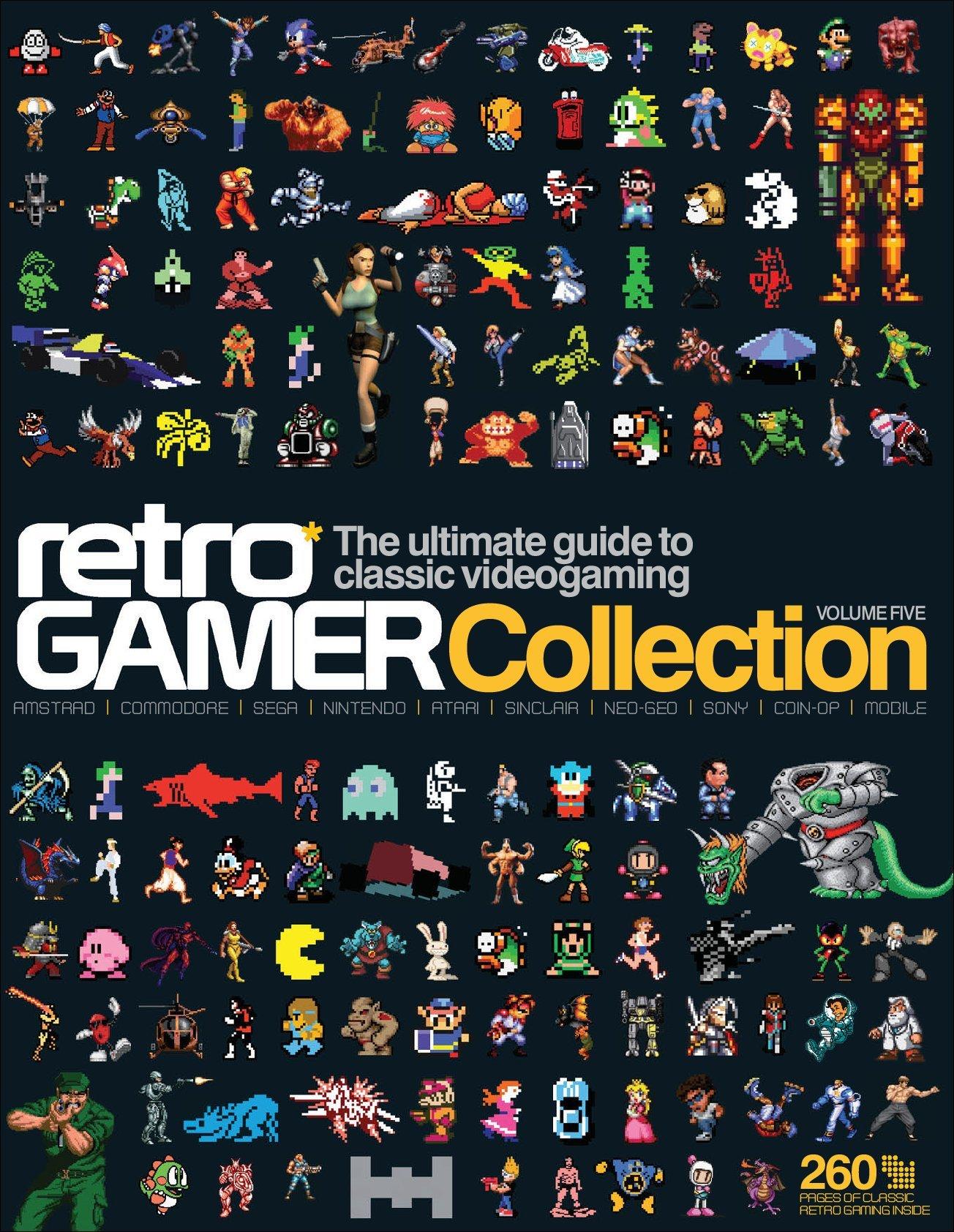 Retro Gamer Collection Vol  5 Magazine Subscription (Digital)