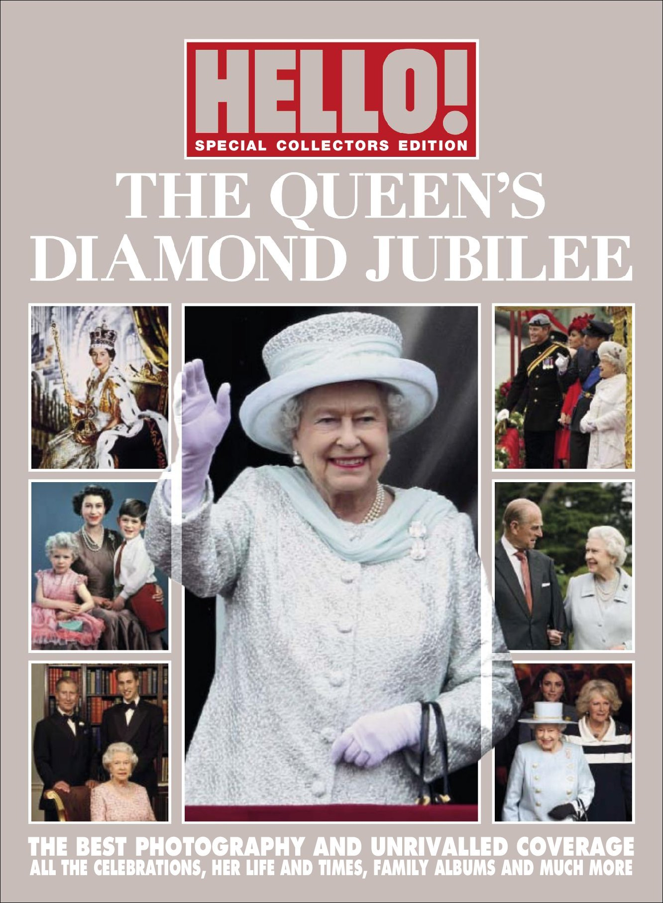 HELLO Diamond Jubilee Souvenir Edition Digital