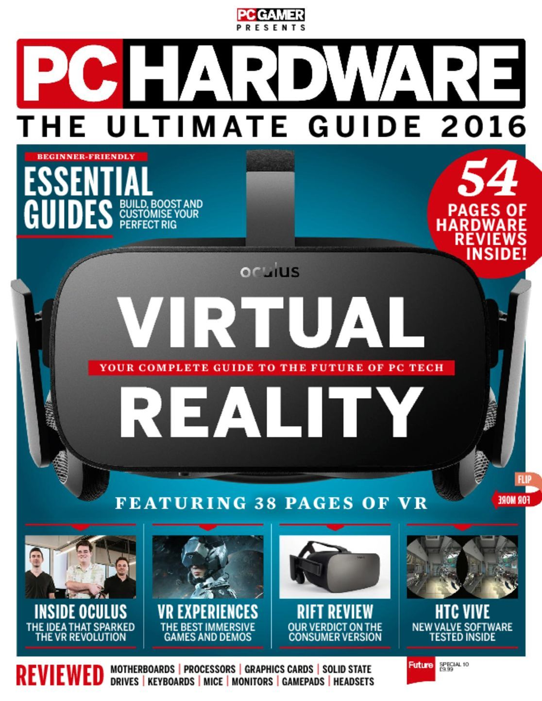 PC Gamer presents The Ultimate PC Hardware Guide Digital