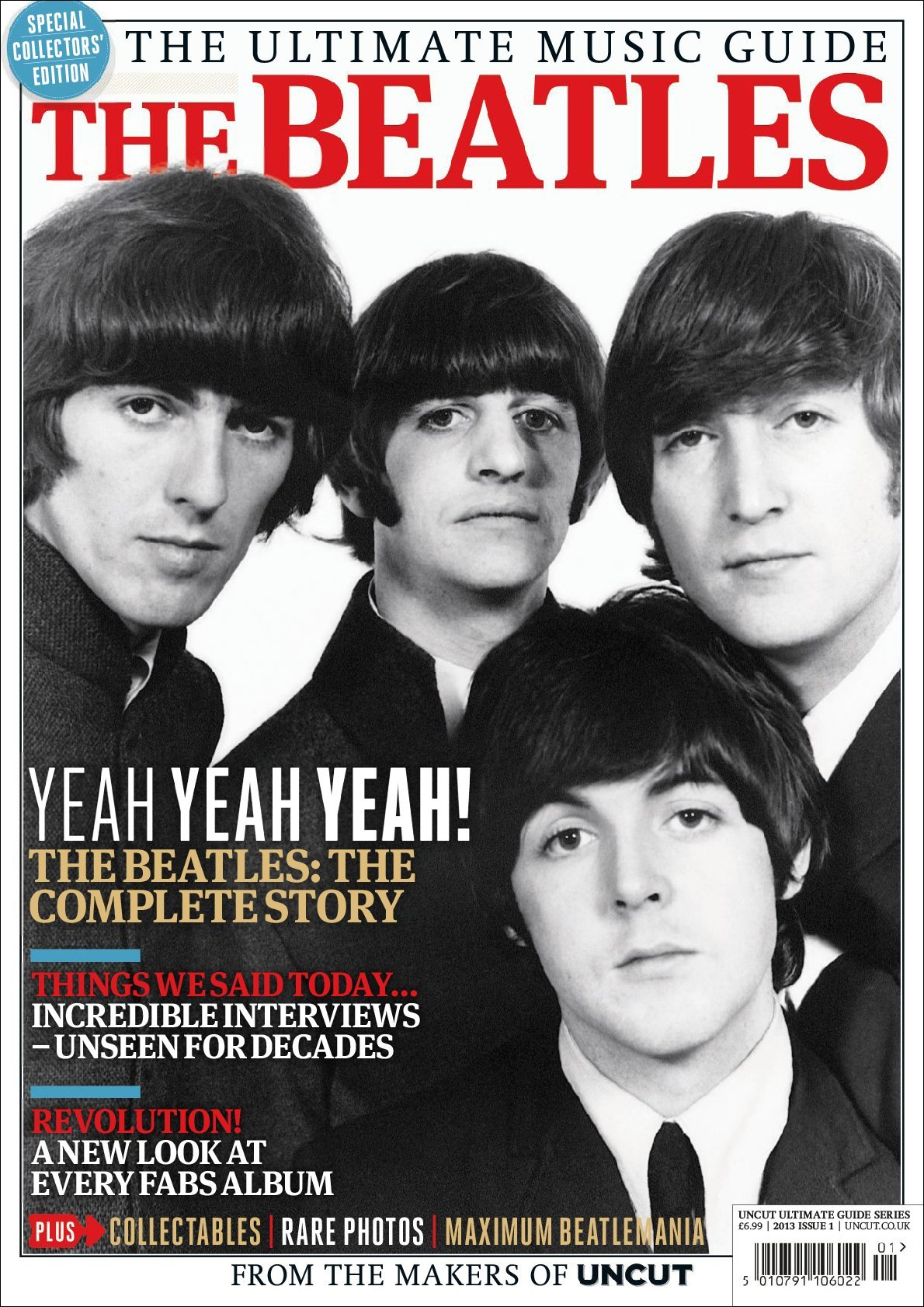 The Ultimate Music Guide The Beatles Digital