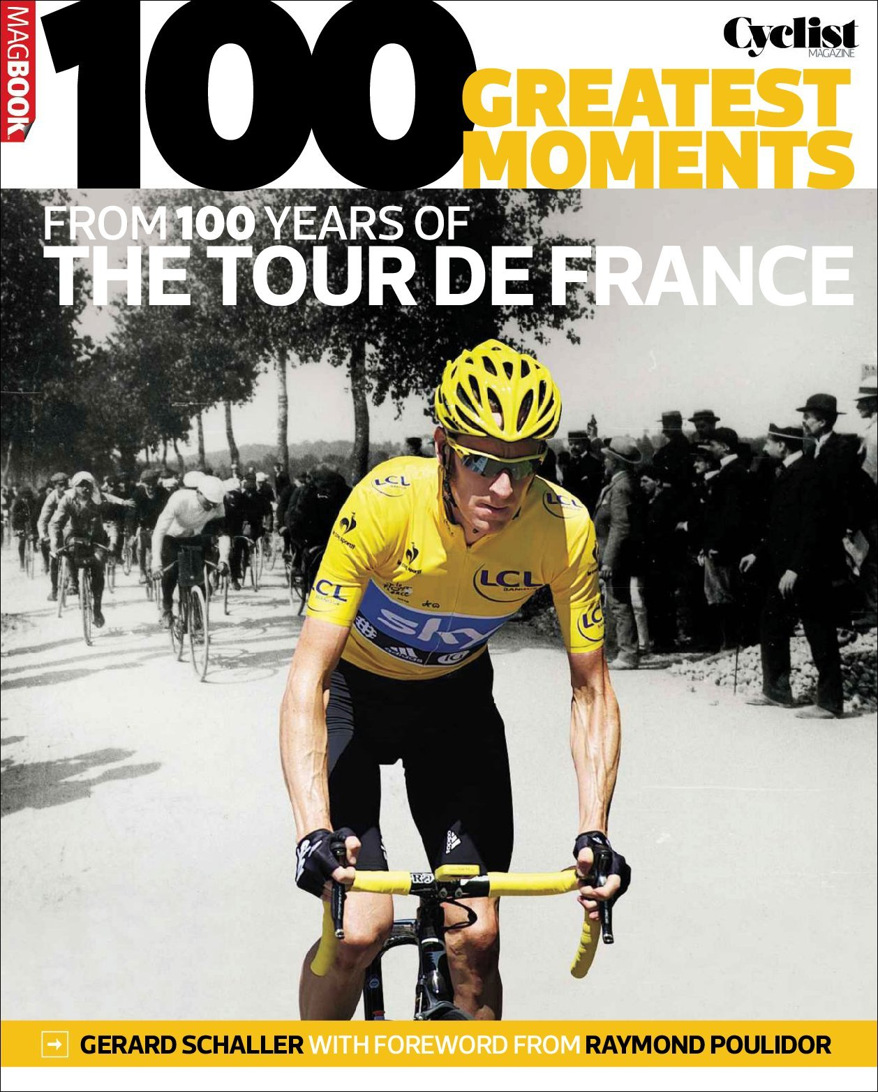 100 greatest moments from 100 years of the Tour De France Digital