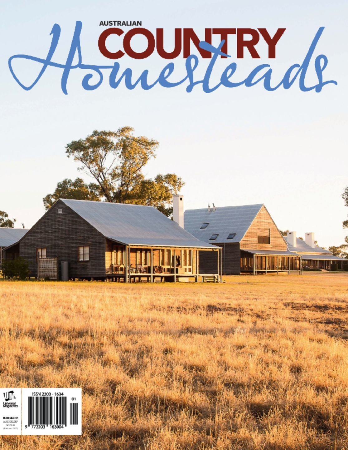 Australian Country Homesteads Digital