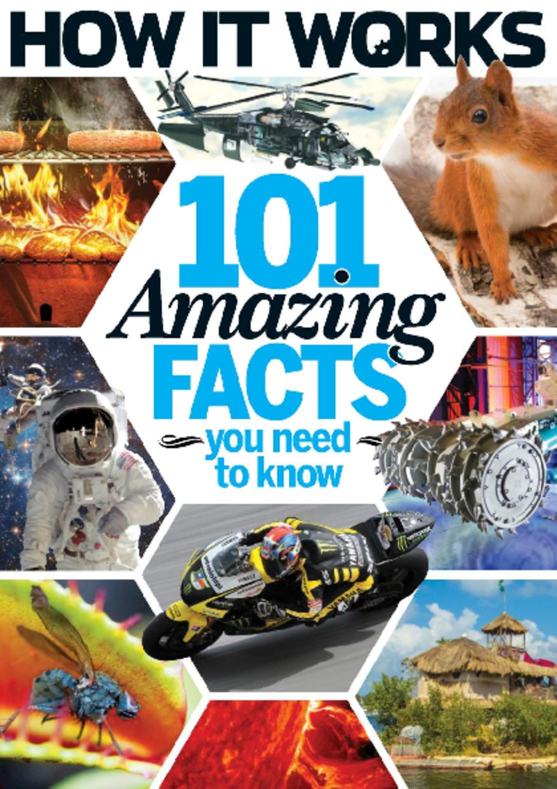 How It Works Book of 101 Amazing Facts You Need To Know Digital