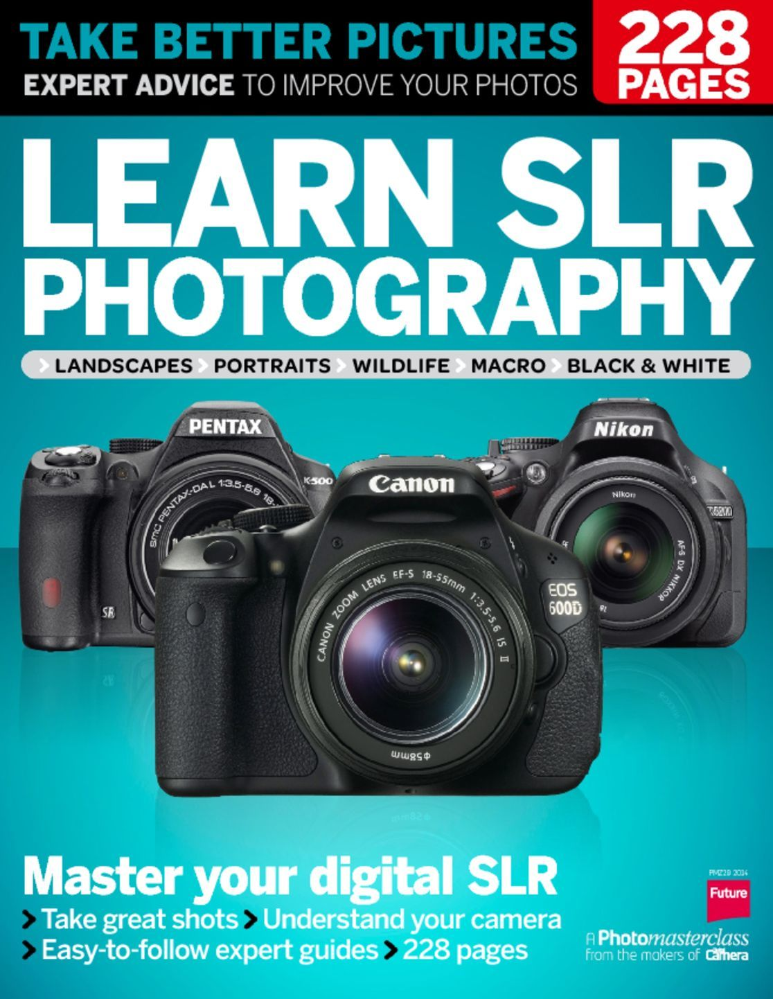 Learn SLR Photography Digital